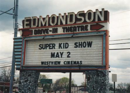 edmondson drive in catonsville md