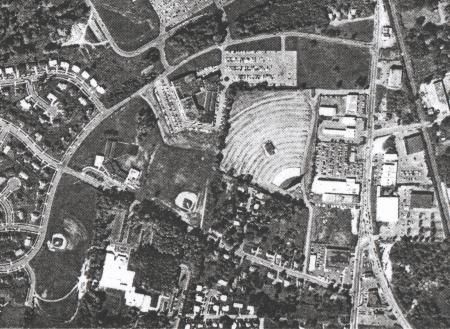Below Is An Aerial P O Of The Drive In From 1969