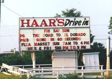 Haars drive in 2017